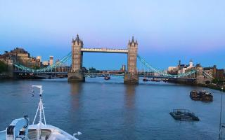 The London Bridge