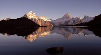 Breathtaking Swiss Areas
